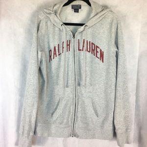 Ralph Lauren polo jeans company hoodie size XL